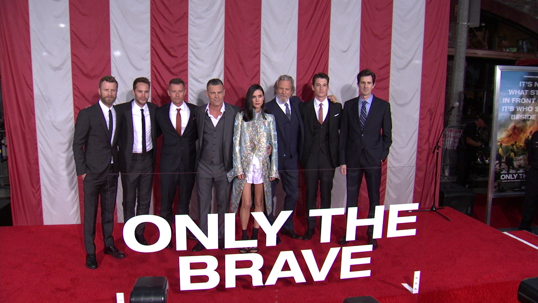 Only the Brave Movie Premiere in Los Angeles – BADER TV NEWS