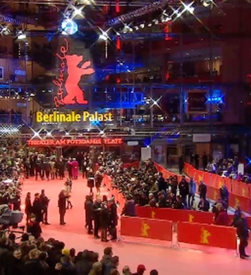 BADER TV COVERS THE EXCITING BERLIN INTERNATIONAL FILM FESTIVAL