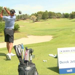 2nd Annual Derek Jeter Celebrity Invitational Golf Tournament at Shadow Creek in Las Vegas