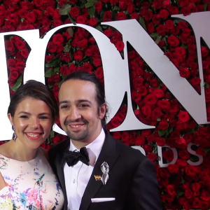 BADER TV Covers the 2016 Tony Awards Red Carpet Arrivals
