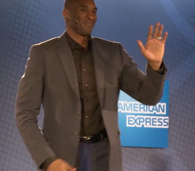 AMERICAN EXPRESS TEAMS UP WITH KOBE BRYANT TO DELIVER FOR NBA FANS