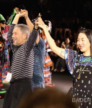 Fun and Fashion Merge at Kenzo x H&M Collaboration Launch In New York City