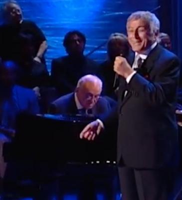Tony Bennett Celebrates his 90th Birthday in NYC