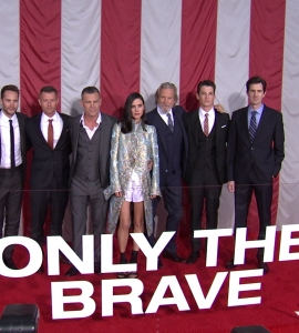 Only the Brave Movie Premiere in Los Angeles