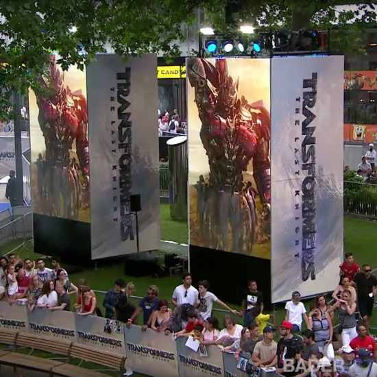 Transformers: The Last Knight Red Carpet World Premiere in London