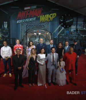 Paul Rudd, Michael Douglas Attend 'Ant-Man and the Wasp' Los Angeles Premiere