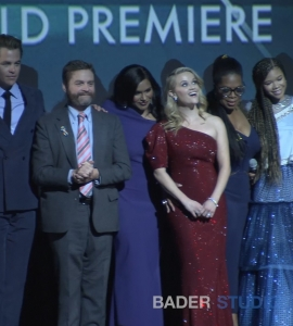 'A Wrinkle In Time' Premiere – Oprah Winfrey and more dazzle on the red carpet