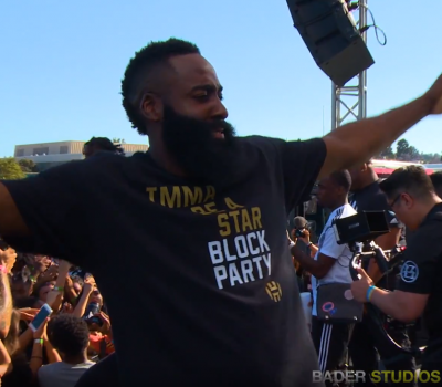 "ADIDAS INTRODUCES JAMES HARDEN ""IMMA BE A STAR"" FILM"