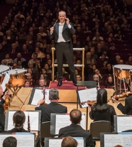 LOUISIANA PHILHARMONIC ORCHESTRA MAKES HISTORIC CARNEGIE HALL DEBUT!