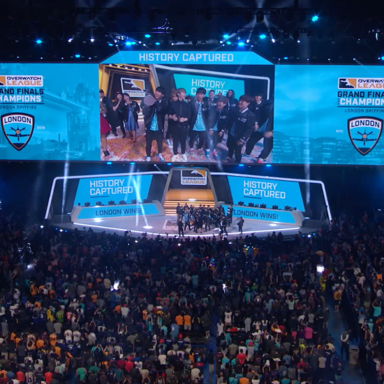 Esports Makes History: London Spitfire Sweeps Overwatch League's Inaugural Season Grand Finals