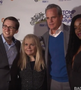 SHERYL CROW BENEFIT CONCERT & BROADWAY STARS HONORED AT STOMP OUT BULLYING 12th ANNIVERSARY IN NYC