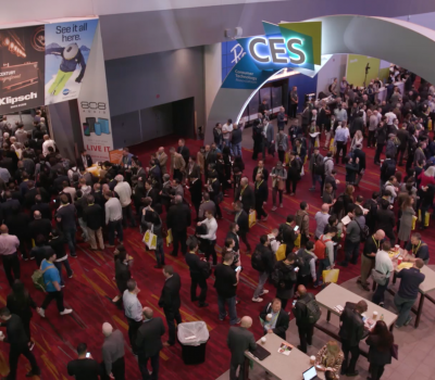 Chinese and Taiwanese Companies Showcase their Products at the 2017 CES in Las Vegas