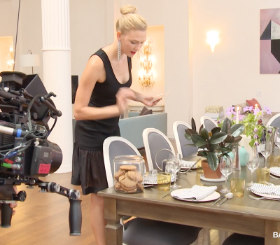 OUT-OF-THE BOX AND BEHIND-THE-SCENES WITH  KARLIE KLOSS & eBay!