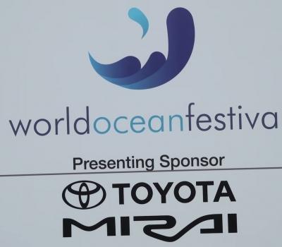 UN PRAISES AUTOMAKER AT THE WORLD OCEAN FESTIVAL